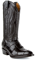 Ferrini Stallion Belly Alligator R-Toe 13